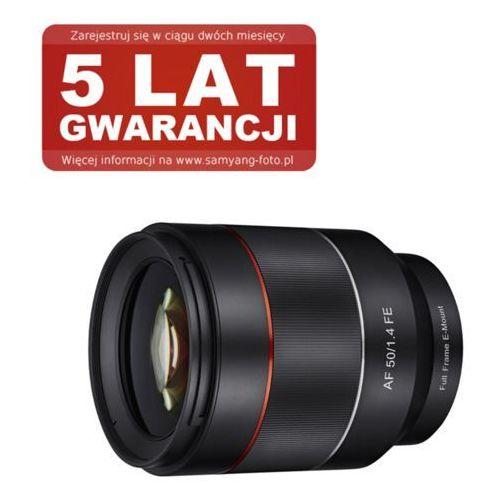 Samyang 50mm f1.4 as if umc sony e (8809298880187)