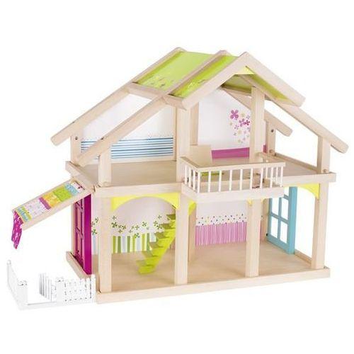 Domek dla lalek  2 piętra marki Susibelle