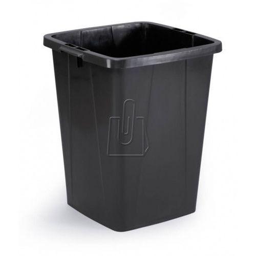Durable Pojemnik na śmieci durabin 90l czarny 1800474221