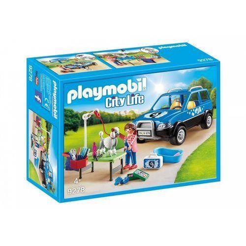 Playmobil ® City Life Mobilny salon dla psów 9278