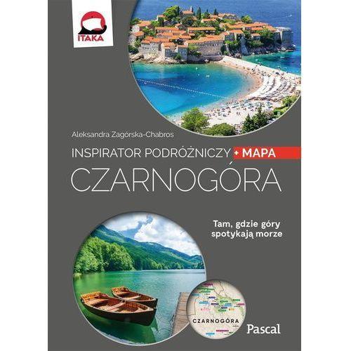 Czarnogóra Inspirator podróżniczy (208 str.)