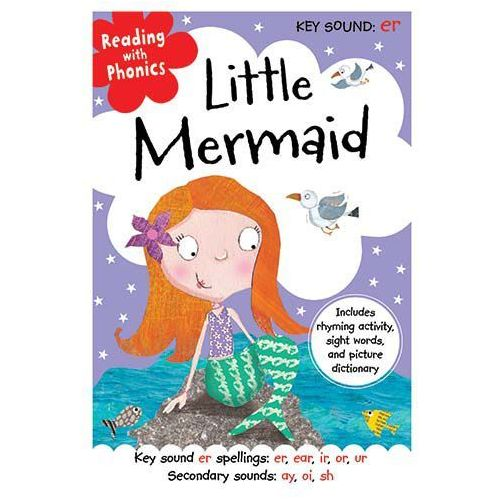 Reading with Phonics – Little Mermaid