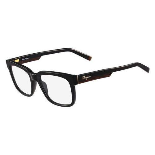 Okulary korekcyjne sf 2751 001 marki Salvatore ferragamo