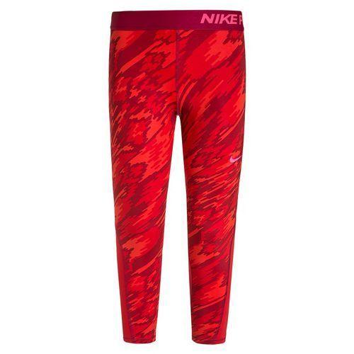 Nike Performance PRO DRY Legginsy light crimson/university red/noble red/hyper pink ze sklepu Zalando.pl