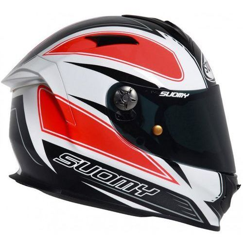 Kask SUOMY SR SPORT Shape Orange integralny