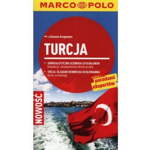 Turcja. Przewodnik Marco Polo Z Atlasem Drogowym (2012)