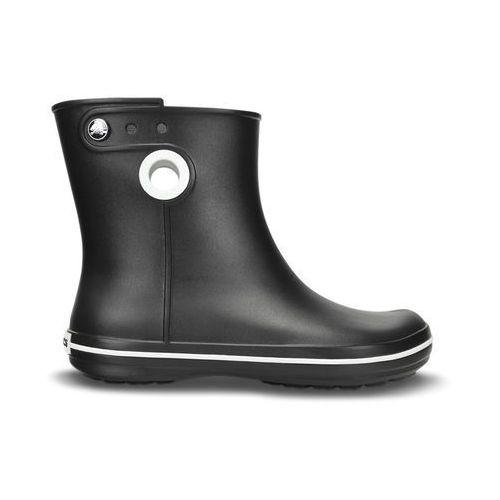 Buty kalosze jaunt shorty boot 15769 black - czarny marki Crocs