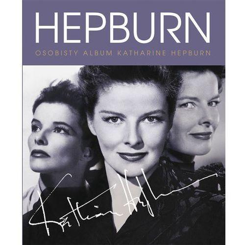 Hepburn Osobisty album Katharine Hepburn, oprawa twarda