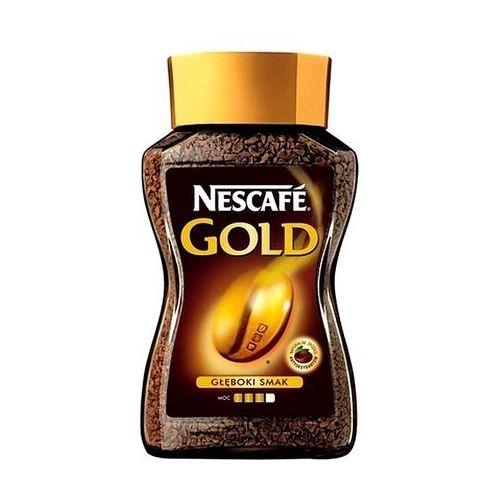 Kawa rozpuszczalna gold 200g marki Nescafe