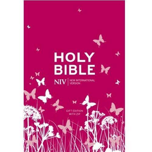 Holy Bible, New International Version, gift edition. NIV Tiny Bible, pink (1280 str.)