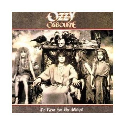 Sony music Ozzy osbourne - no rest for the wicked (cd) (5099750204627)