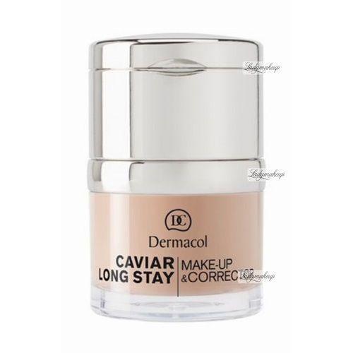 Dermacol Caviar Long Stay Make-Up & Corrector podkład 30 ml dla kobiet 2 Fair