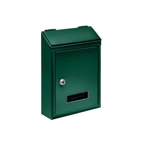 Vorel Skrzynka na listy 300 x 210 x 65 - zielona (78553) - oferta [25d3d5a4bfe326fa]