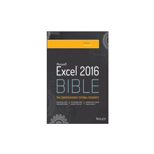 Excel Bible, Walkenbach, John