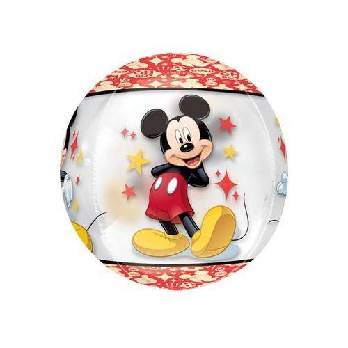 Balon foliowy myszka mickey - 38 cm - 1 szt. marki Amscan