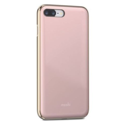 iglaze - etui iphone 8 plus / 7 plus (taupe pink) marki Moshi