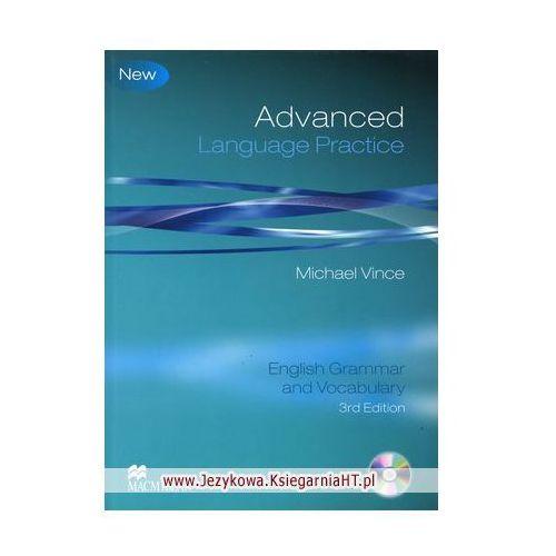 Advanced Language Practice. Książka bez Klucza + CD, oprawa miękka