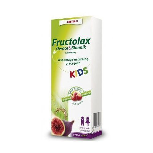 Ortis Fructolax kids syrop 250ml