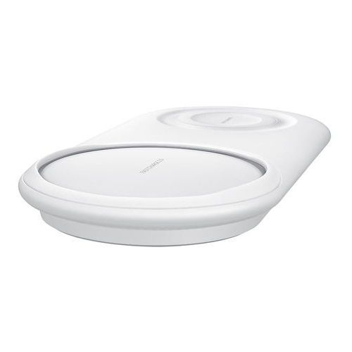 Samsung wireless charger duo pad - white (8801643659745)