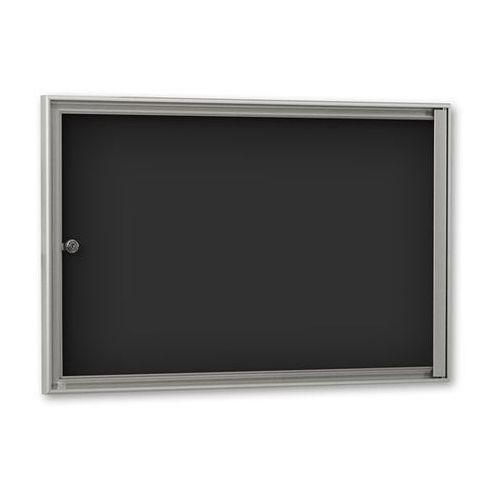 Schaar-design Gablota do zastosowania wewnątrz budynków, głęb. zewn. 27 mm, do din a2, ścianka