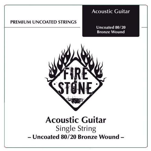 Fire&Stone (666835) struna pojedyncza 80/20 Bronze -.035in./0,89mm