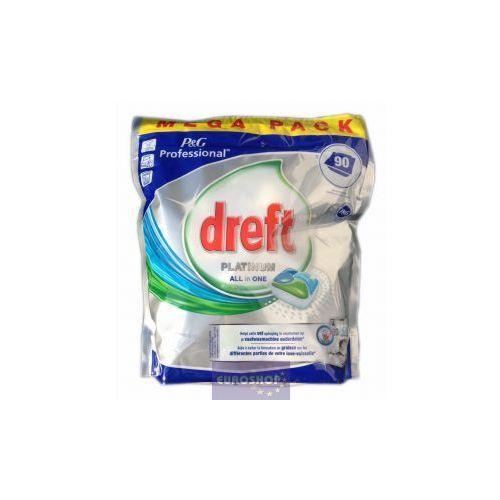 Dreft Platinum 90 szt kapsułki do zmywarki - produkt z kategorii- kostki do zmywarek