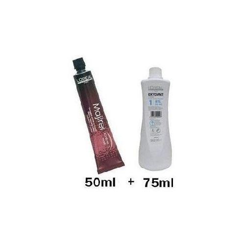 LOREAL ZESTAW FARBA MAJIREL 50ML + OXYDANT 75ML ze sklepu G&K Cosmetics