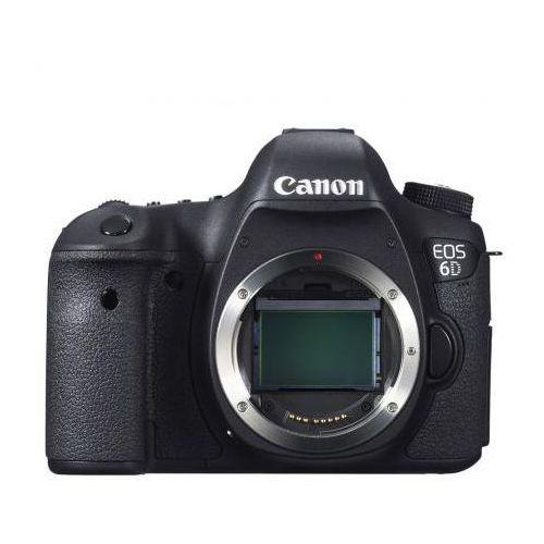 EOS 6D marki Canon - lustrzanka cyfrowa