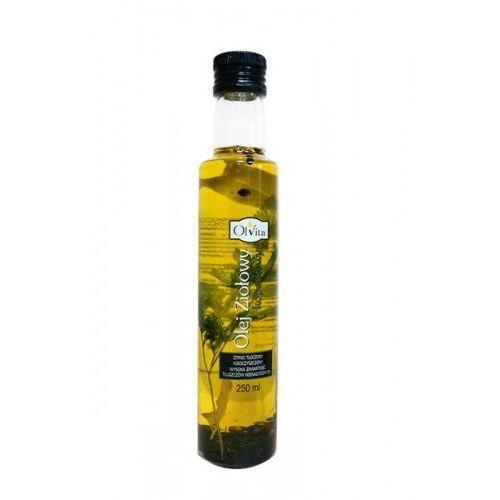 Olej ziołowy koperkowy 250 ml - tłoczony na zimno marki Olvita