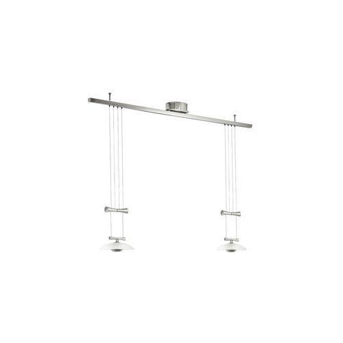 Eglo 89502 - Lampa wisząca ZELES 1 2xGY6,35/50W/230V ze sklepu Liderlamp.pl  Tylko u nas wyprzedaże do -70%