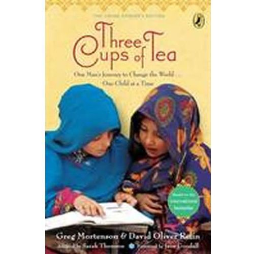 Three Cups of Tea (248 str.)
