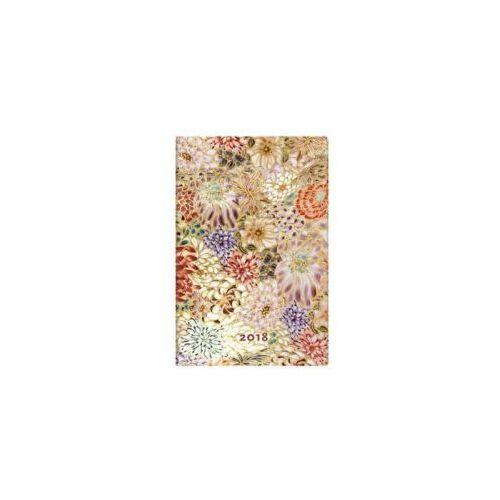 Paperblanks Kalendarz książkowy mini 2018 12m kikka