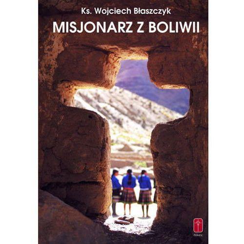 Misjonarz z Boliwii, oprawa miękka