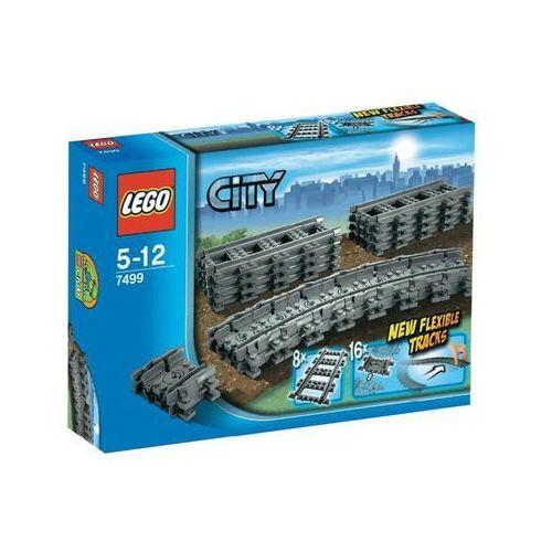 Lego City ELASTYCZNE TORY 7499 z kategorii: klocki dla dzieci