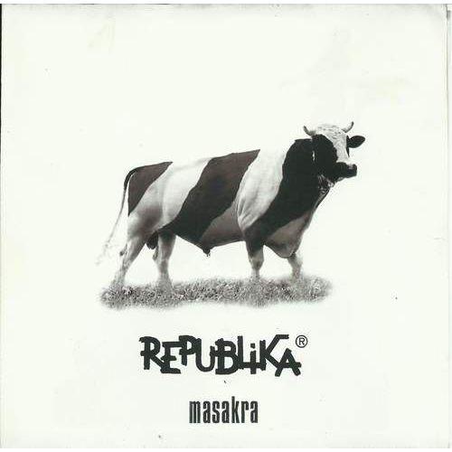 Republika - Masakra [CD], 9529752