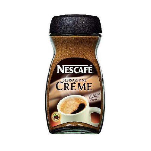 Kawa rozpuszczalna sensazione creme 200 g. - x03586 marki Nescafe