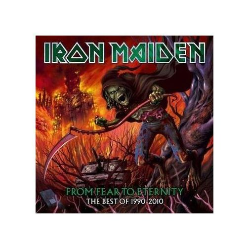 Parlophone music poland / emi Iron maiden - from fear to eternity: best of 1990-2010