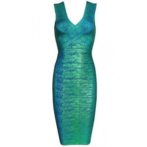 Sukienka bandażowa Carmen XS, 1 rozmiar