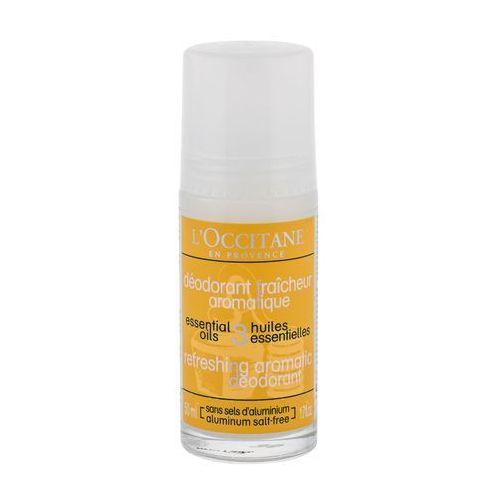 L'OCCITANE - Refreshing Aromatic Deodorant - Dezodorant DSP 50 ml Dla Pań (3253581286074)