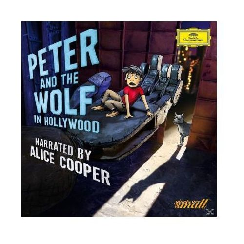 Peter And The Wolf In Hollywood (Englische Version)