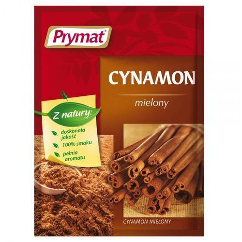 Cynamon mielony 15 g Prymat