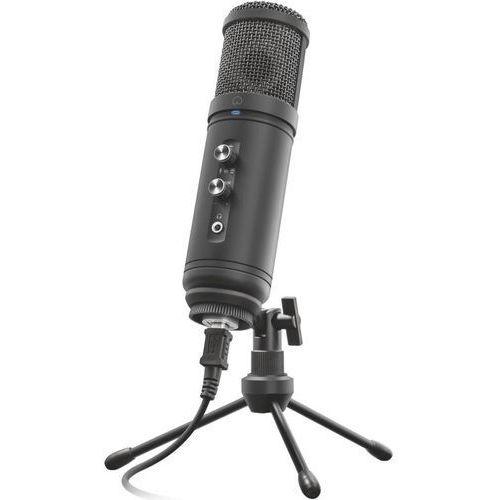 Trust Mikrofon signa hd studio 22449 + zamów z dostawą jutro! (8713439224498)