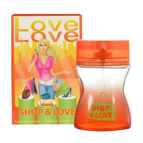 Morgan Love Love Shop & Love 100ml W Woda toaletowa Tester (2910000001069)