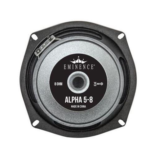 alpha 5 a - przetwornik 5″, 250 w, 8 ohm marki Eminence