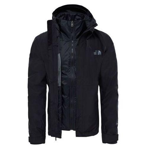 The North Face Naslund 3:1 Triclimate Kurtka Mężczyźni czarny XL 2018 Kurtki przeciwdeszczowe, 1 rozmiar