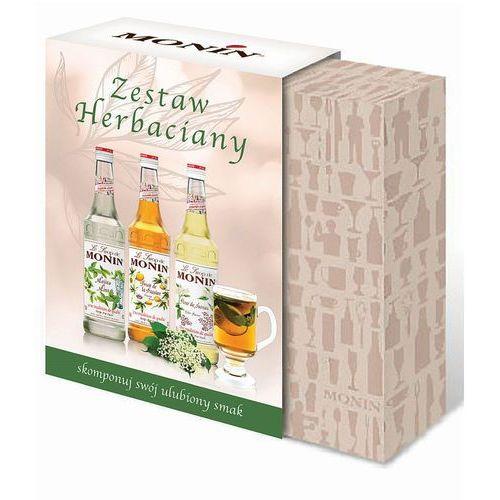 Monin zestaw herbaciany 3 x 50 ml 911108 911108