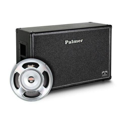 Palmer MI CAB 212 S80 OB kolumna gitarowa 2 x 12″ z głośnikami Celestion Seventy 80, 8/16Ohm, otwarta z tyłu