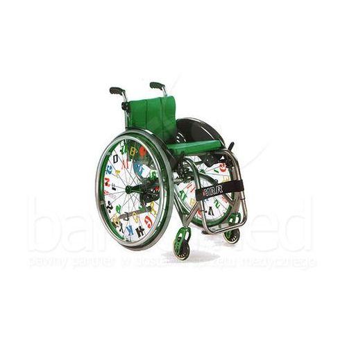 Wózek inwalidzki aktywny Offcarr Quasar Kid - oferta (e53c427f37e5d272)