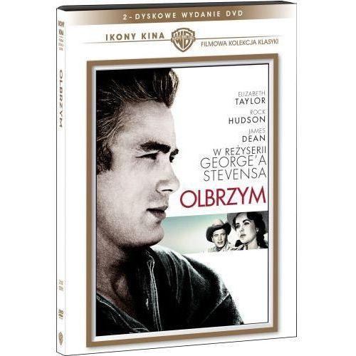 Olbrzym (Ikony Kina )(DVD) - George Stevens (7321910232217)