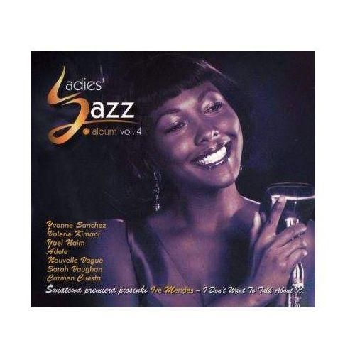 LADIES' JAZZ VOL. 4 (CD) (5051442931426)
